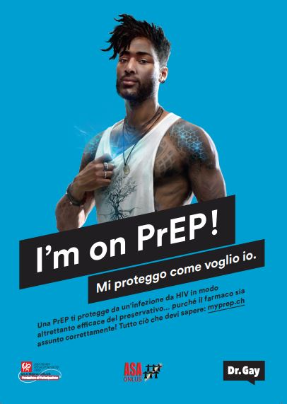 PreP o preservativo